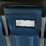 portanome della valigia Roncato Unica