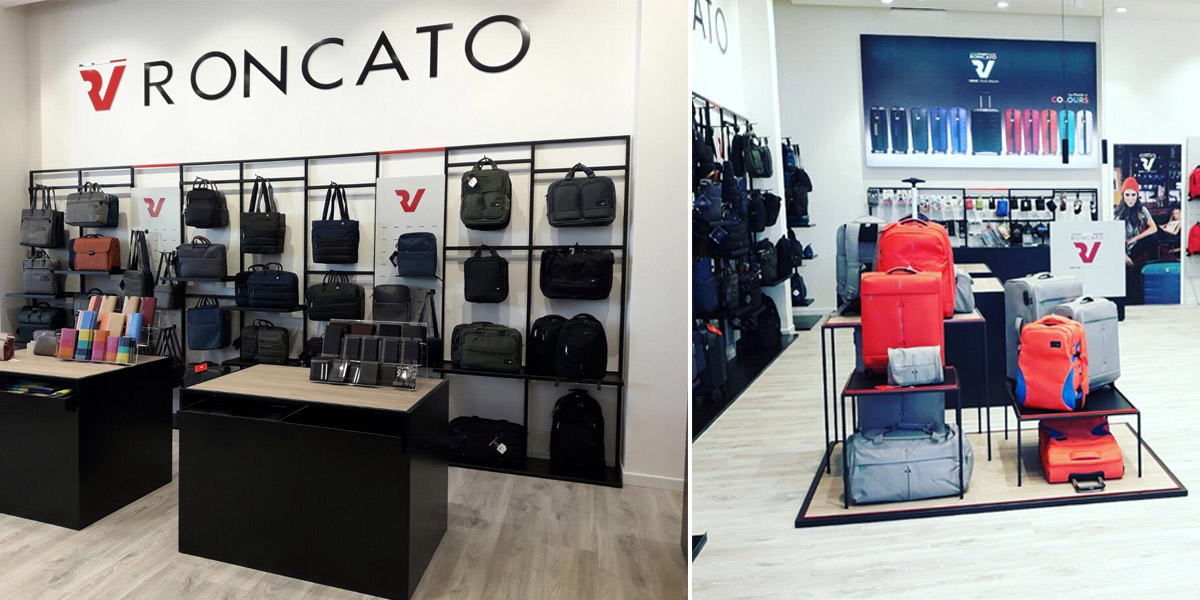 Rv Roncato at the Puglia Outlet Village - Blog Roncato